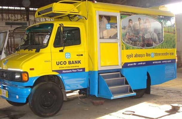 Bank Cash Van Tracking System