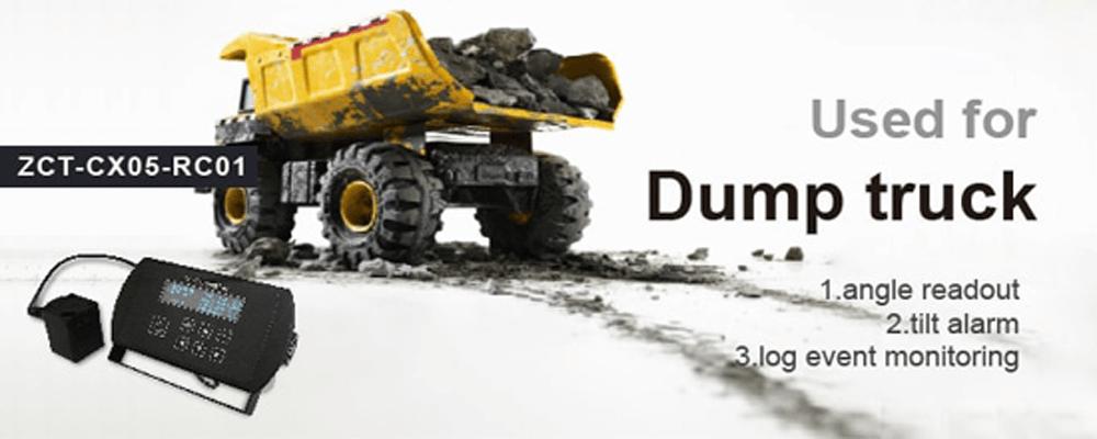 Dumper Tilt Monitoring System