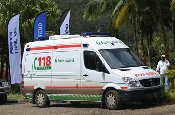 Hospital Ambulances Tracking System